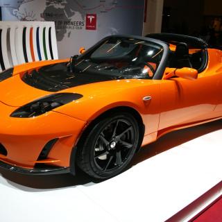 Tesla, en bil för framtiden