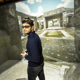 Arkeologen Nicolò Dell'Unto från Lunds universitet befinner sig i fronten av den nya forskning som gör det möjligt att rekonstruera en utgrävningsplats i stor detalj.