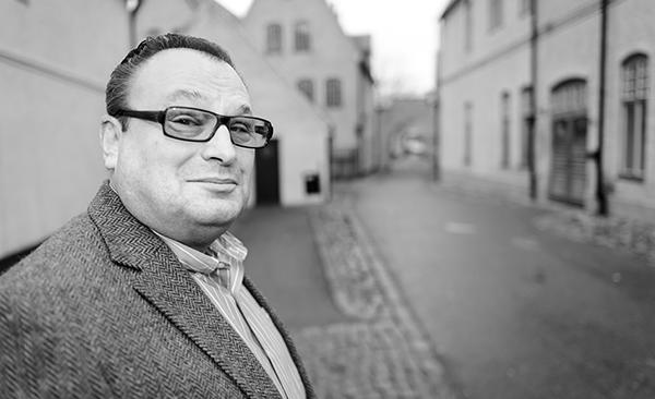 Glenn Billqvist är en av alla tusentals diabetiker som ingår i forskningsprojektet ANDIS. Ett register som idag täcker in 90 % av vårdgivarna i Skåne