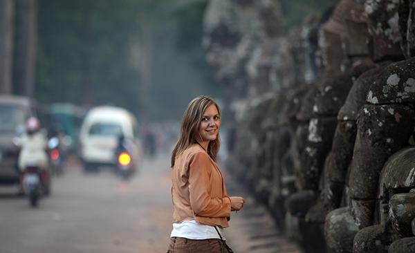 Astrid Norén-Nilsson är intresserad av att utforska synen på demokrati och medborgarskap i ett land där många politiska ideologier har satt starka avtryck, men samma parti har varit vid makten i snart fyra decennier.