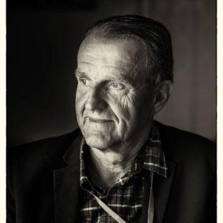 Anders Brodin, professor i teoretisk ekologi Foto: Peter Frodin