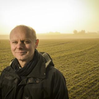 Håkan Wallander tror på att använda fosfor i jordbruk.
