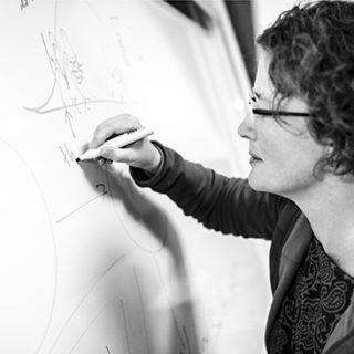 Ullrika Sahlin, forskare vid Centrum för miljö- och klimatforskning vid Lunds universitet.